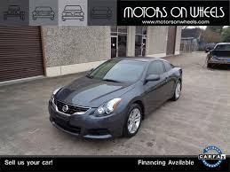 grey nissan altima coupe 2013 nissan altima 2 5 s for sale in houston tx stock 14864