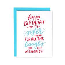 sister birthday card sister birthday sister bday bday
