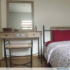 fer forgé chambre coucher chambre à coucher complet fer forgé et bois a vendre 2ememain be