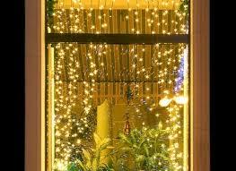 christmas window icicle lights fia uimp com