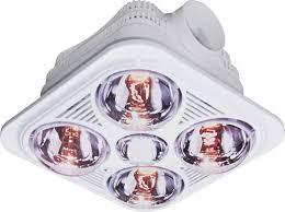 ideas bathroom ceiling heater within stylish bathroom heat light