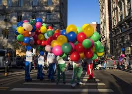 macy s thanksgiving day parade marches on leader telegram