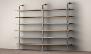 wall shelves design sample ideas commercial wall shelving