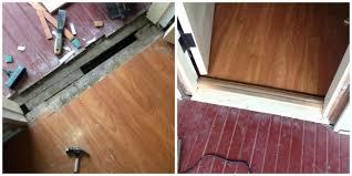 Replacing An Exterior Door Threshold Front Door Front Door Threshold Replacement Exterior Door