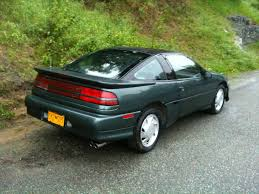 813886 1991 mitsubishi eclipsegsx coupe 2d specs photos