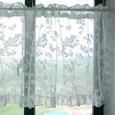 Shower Curtain With Matching Window Curtain Lace Shower Curtains Click Here To Enlarge Cutwork Rose Shower