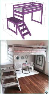 Toddler Bunk Bed Plans Loft Beds Toddler Loft Bed With Stairs Size Of Bunk Beds