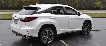 white lexus rx 350 2016 lexus rx350 colors
