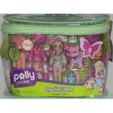 mattel polly pocket sparklin u0027pet small pet polly barbie dress