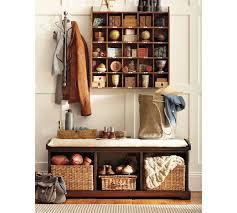 wall mount coat rack pottery barn