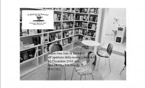 libreria lieto napoli libreria e salotto letterario a bacoli in via ercole 9 napoli