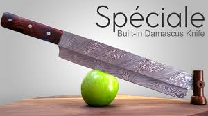 french kitchen knives spéciale built in damascus knife by spéciale u2014 kickstarter
