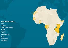 Gabon Africa Map by Ophir Plans Gabon Drilling Exits Non Core Africa Assets Jpg