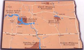 Map Of Nd The First Scout Mystic Warriors Of The Great Plains The North