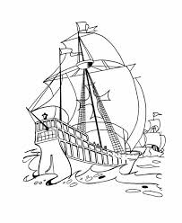 viking ship coloring page columbus day ships coloring pages family holiday net guide to