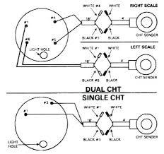 cylinder head temperature gauge wiring diagram for westach