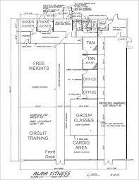 Flooring Plan by Endurance Fitness Center Of Alma Gym Floor Plan Endurance