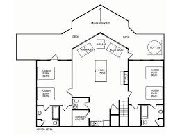 Five Bedroom Floor Plan Big Bear Lodge Five Bedroom Home Gatlinburg Tn Booking Com