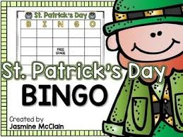 s day bingo st s day bingo st s day themed bingo