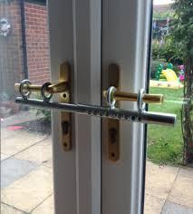 Upvc Patio Door Security Handle Barred Security Bar Security Hardware Upvc Hardware