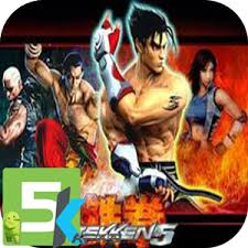 tekken apk tekken 5 v1 21 apk resurrection psp iso for android 5kapks