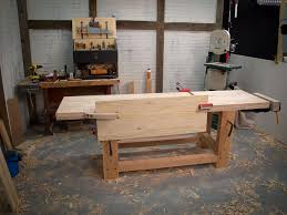 Build A Woodworking Bench Notes On The Two Day Workbench Popular Woodworking Magazine