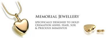 ashes locket memorial jewellery lockets