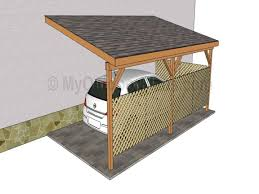 Attached Carports by Attached Carport Designs My Decor Articles