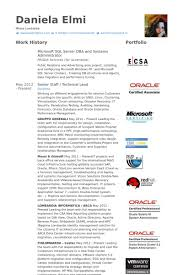 Informatica Resume Sample by Systems Administrator Resume Samples Visualcv Resume Samples