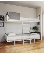 Couch That Converts To Bunk Bed Transforming Sofa Bunk Bed Expand Furniture
