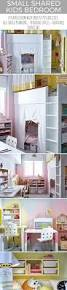 small shared bedroom sew many ways kimi