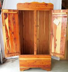 Furniture Wardrobe Closet Armoire 12 Best Cedar Wardrobe Images On Pinterest Armoire Makeover