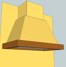 construire une hotte de cuisine poser une hotte forum equipement de la maison système d