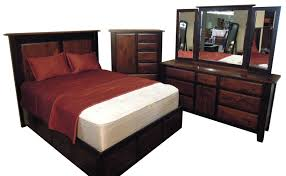 Bedroom Furniture Chicago Giant Shaker Bedroom Furniture 028 Amish Furniture Gallery