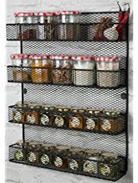 Wall Mounted Spice Rack Ikea Shop Amazon Com Spice Racks