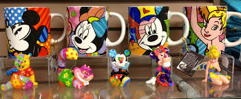 romero britto disney by romero britto memento palm springs