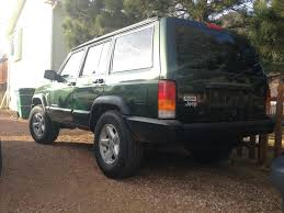 jeep cherokee green the moss green machine jeep cherokee forum