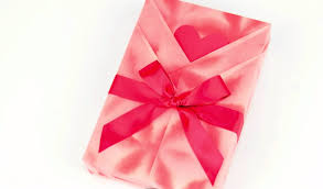 japanese gift wrapping video japanese gift wrapping kimono style with a heart shaped