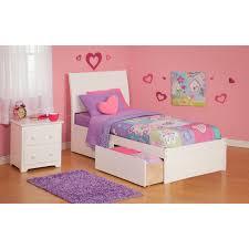 girls platform beds urban lifestyle orlando platform bed hayneedle