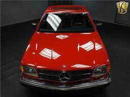 mercedes 500 for sale 1984 mercedes 500 sec for sale gc 14816 gocars