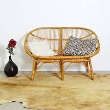 canape en rotin canapé rotin chaise bureau pour le dos lepolyglotte
