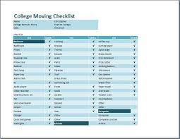 moving checklist excel amitdhull co
