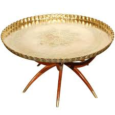 brass tables for sale moroccan tray tables handcrafted round copper table on iron base for