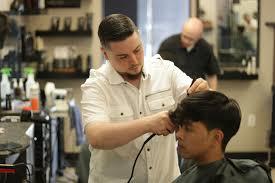 pompadour style u0026 hair cut