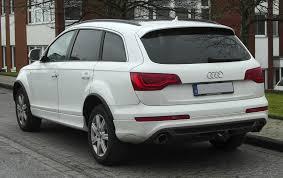 Audi Q7 2015 - file audi q7 facelift rear 20110115 jpg wikimedia commons