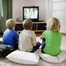 Pictures Of Tvs Just One Hours Of Tv Or Internet Use Each Night Can Damage A