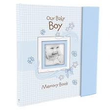 our baby boy memory book christian gifts