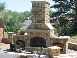 outdoor stone fireplace outdoor stone fireplace kits kitchen outdoor stone fireplace