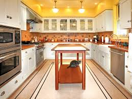 kitchen remodel beautiful before and after wood floor with