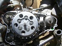 transmission went dry drain plug hole cracked suzuki 2